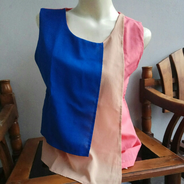 Blouse Warna Warni