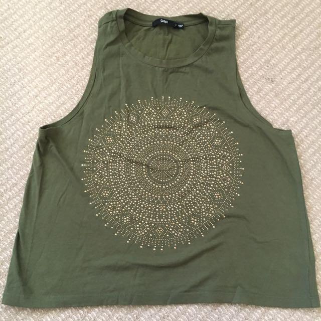 BOHO open sleeve shirt ✨✨