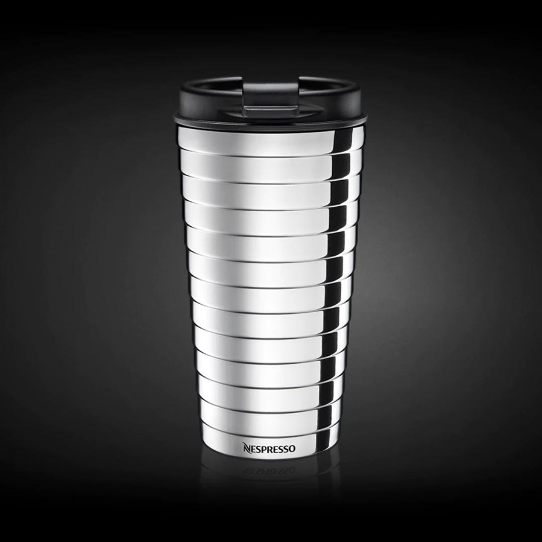 Brand New Nespresso Travel Mug Home Appliances On Carousell