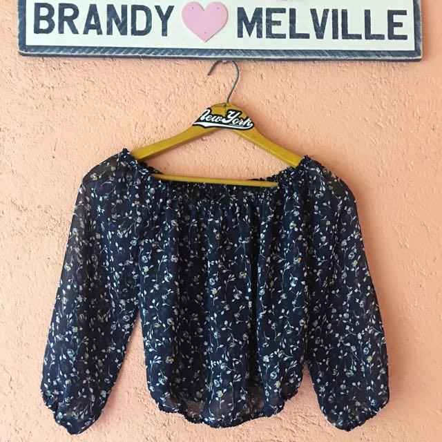 Brandy Melville Maura floral