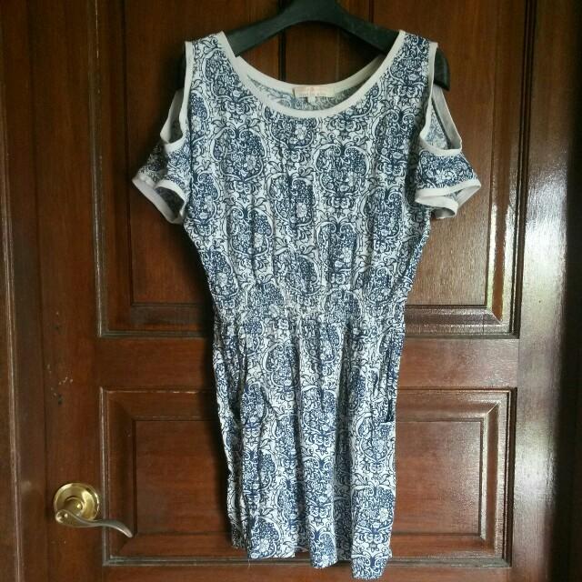 Cache ethnic dress sabrina (L)