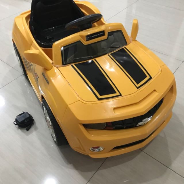 Camaro car toy