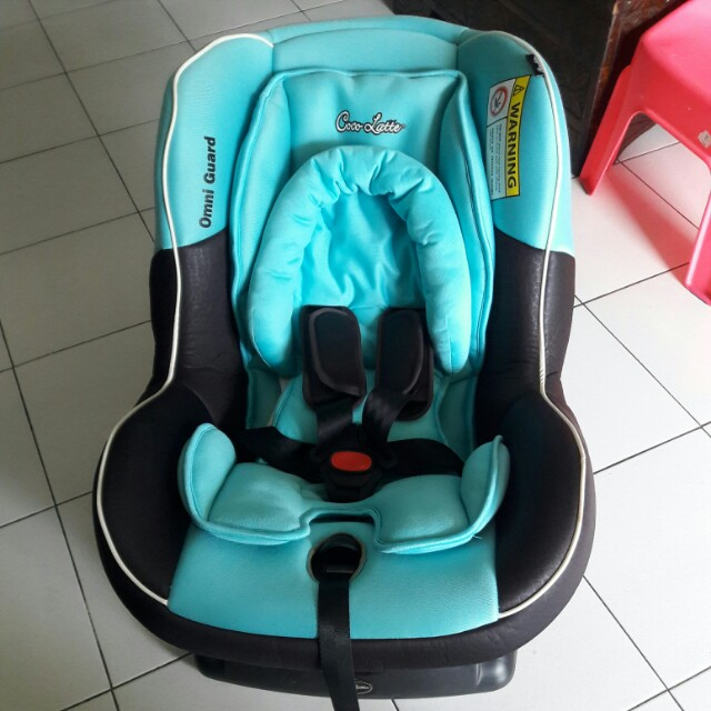 Car Seat CocoLatte Omni Guard