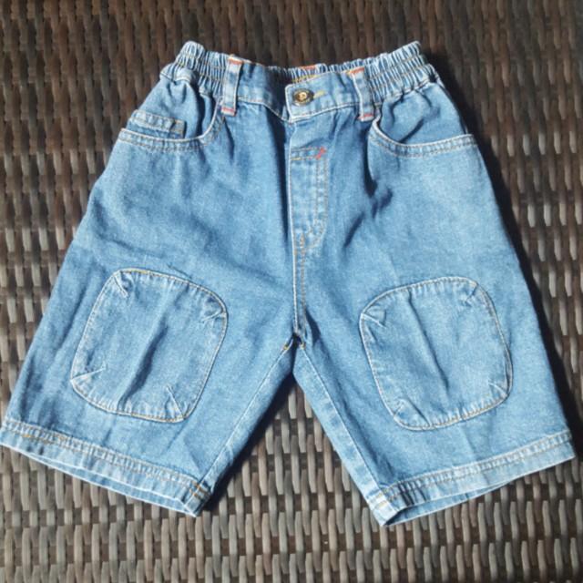 Reprice Celana Jeans Pendek Elegance