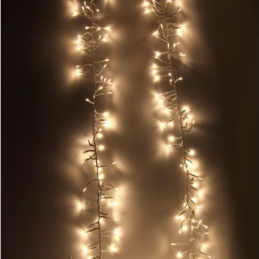 Christmas LED Lights - Warm White SKU: XMAS-FAIRY300-WARM