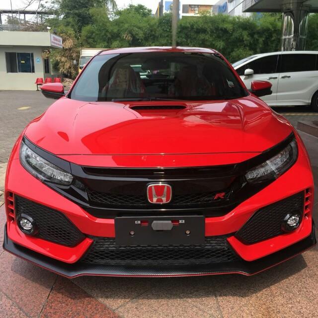 Civic type R generasi 5 Booking Now!!