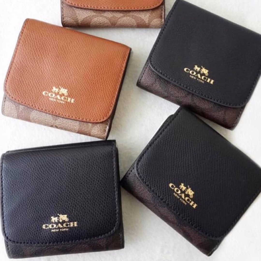 Inexpensive Coach Signature Small Wallet 6b70c 64dd5