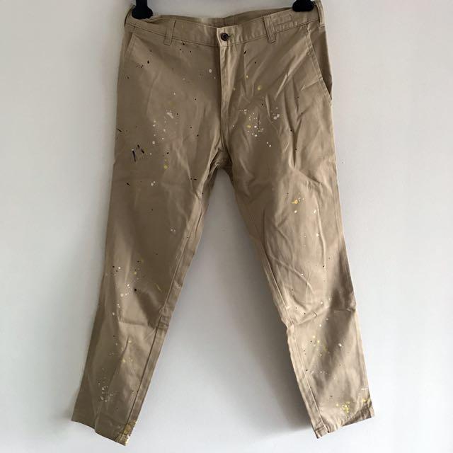 Comme des Garçons khakis pants (reduced)