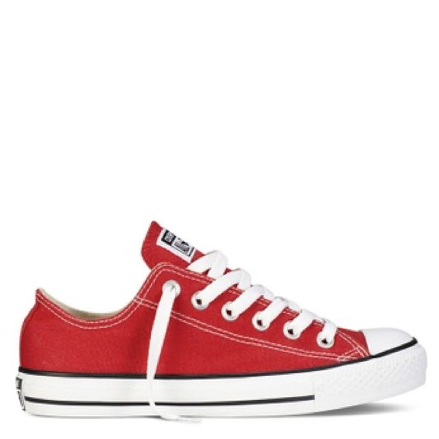 SCARPE N. 41.5 UK 8 CM 26.5 CONVERSE ALL STAR ART. M9162C