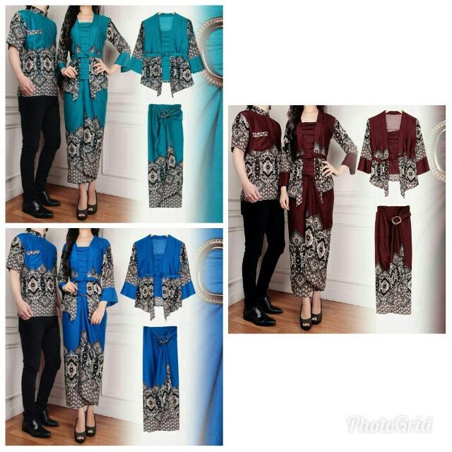 Couple  batik setelan CP