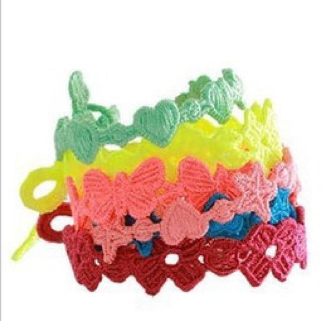 Cruciani - macrame bracelets #1111