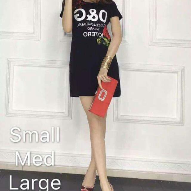 D&G Dress And Top