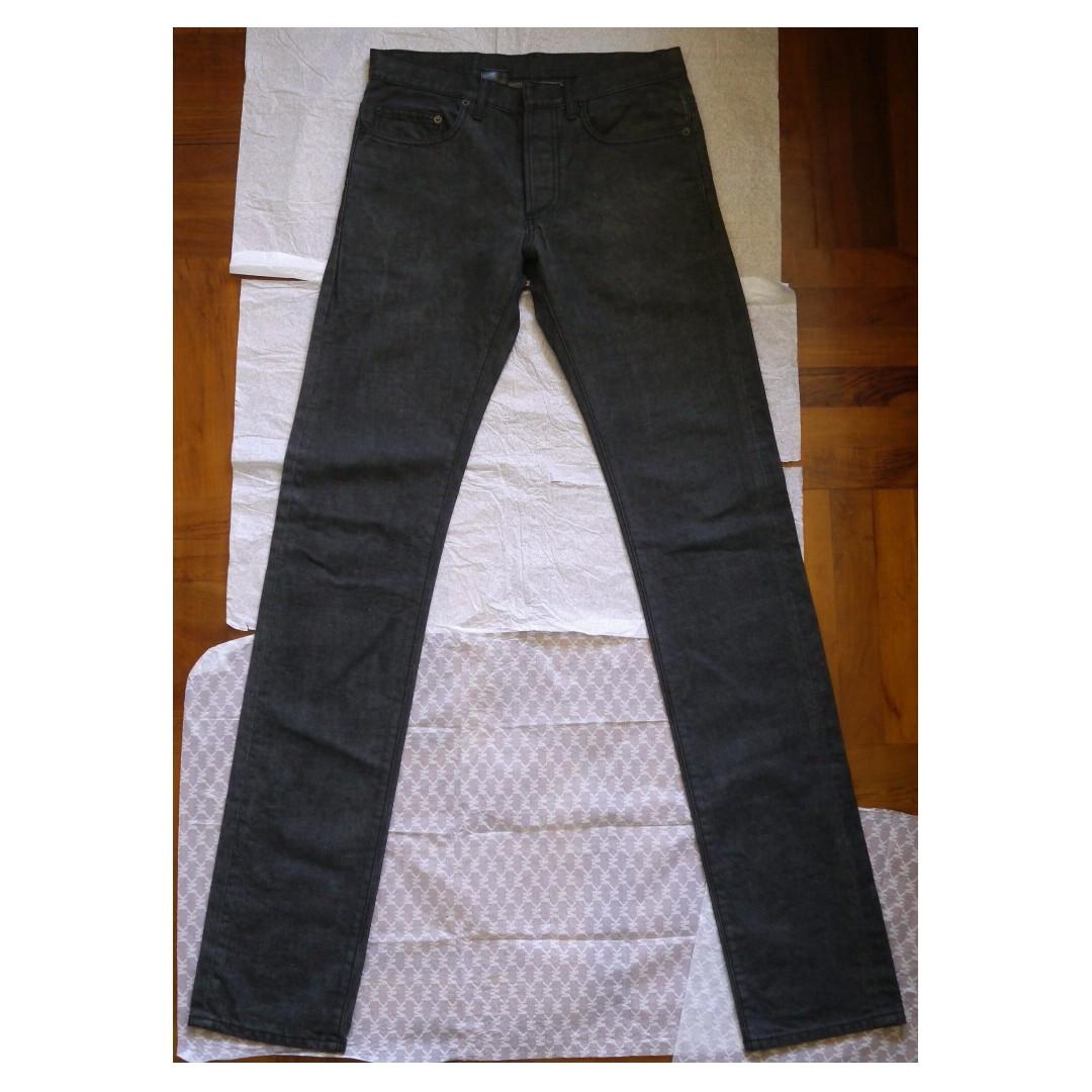 Authentic Dior Homme Black Nostalgy Jeans