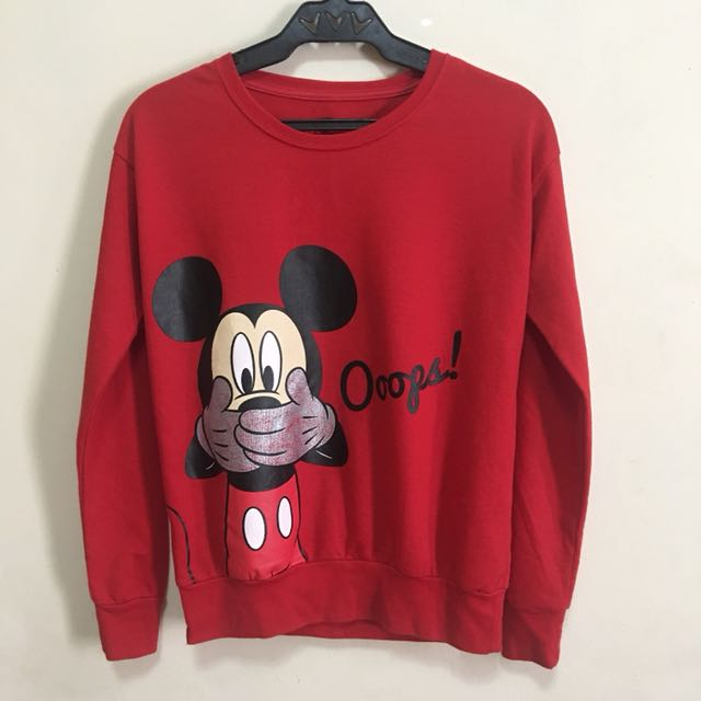 Disney Mickey Mouse Pullover
