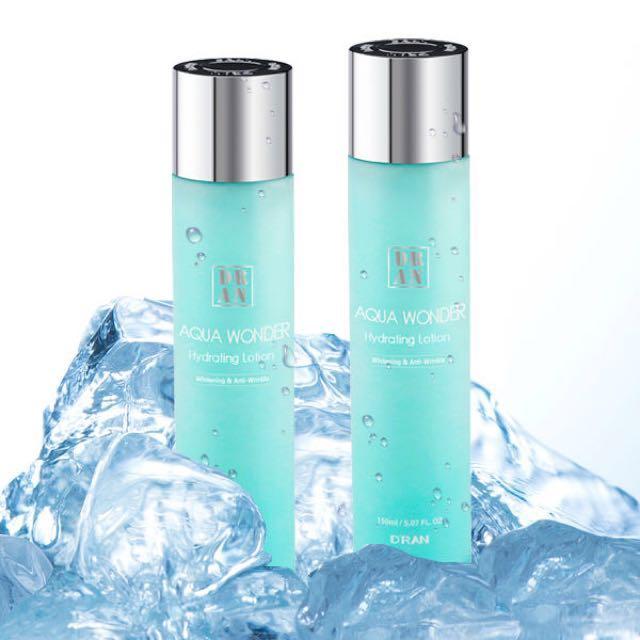 D'RAN Aqua Wonder Hydrating Lotion 150ml