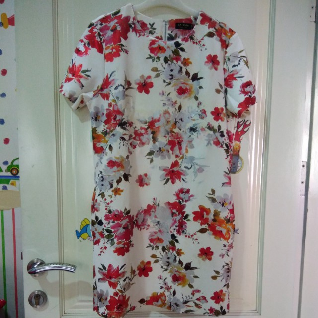 Dress Flowers ZALORA