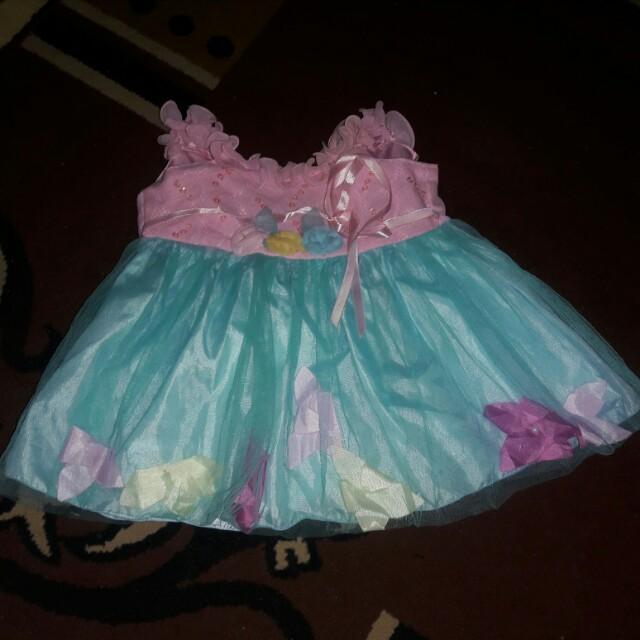 Dress ulang tahun