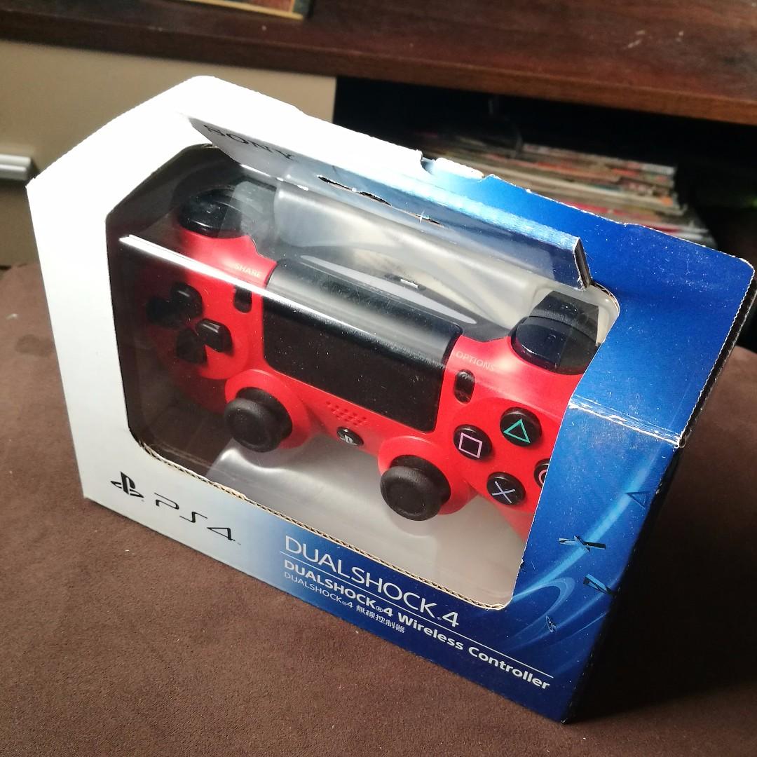 DualShock 4 Controller for PlayStation 4