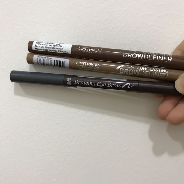 Etude house drawing brow pencil