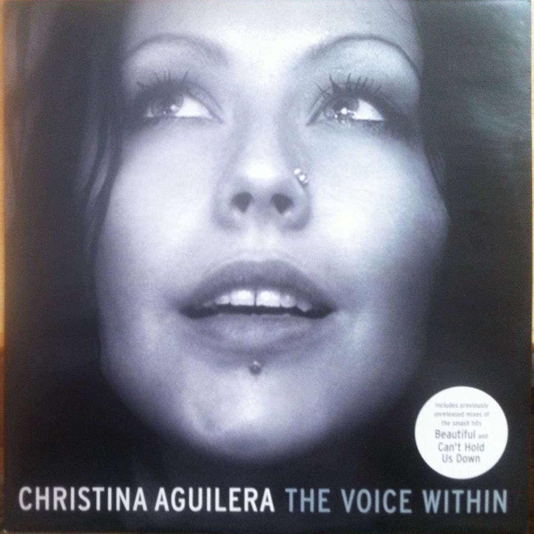 On Hold Europe Pressed Christina Aguilera The Voice