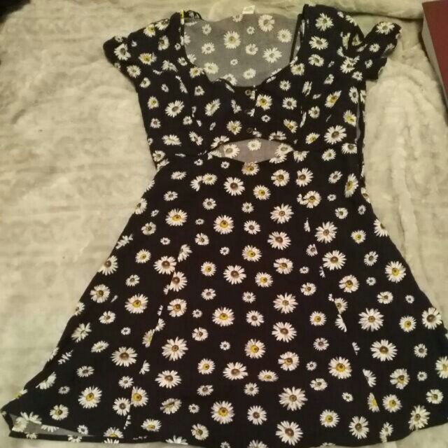 Floral size small forever 21 dress