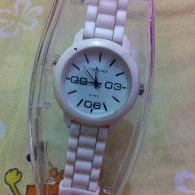 Fortuner watch (baru pakai 2x)