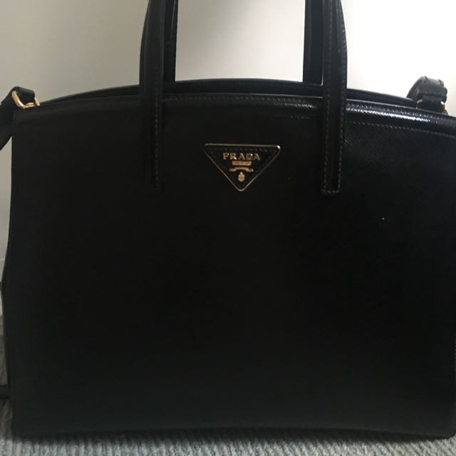 GENUINE Prada Vernice Bag
