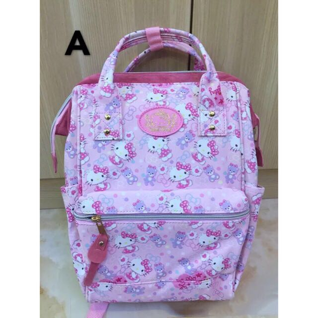 af589f470f2a HELLO KITTY ANELLO INSPIRED BACKPACK (FREE SHIPPING)