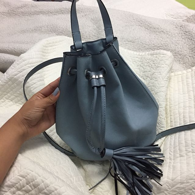 H&M Faux Leather Bag