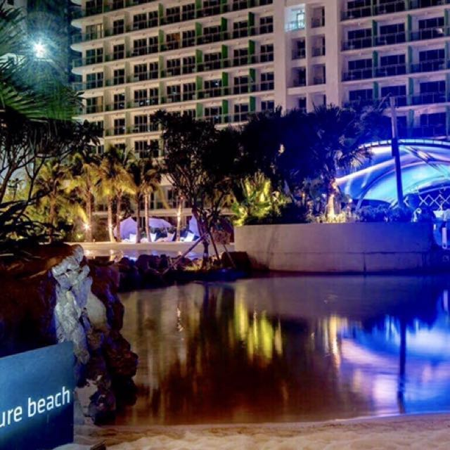 Holiday Promo Azure Wave Pool Book Now Tickets Vouchers