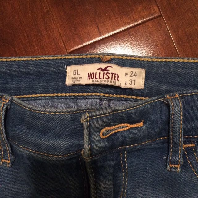 Holister jeans
