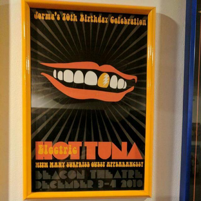 Hot Tuna Poster $2500