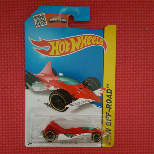 HOT WHEELS CLOUD CUTTER