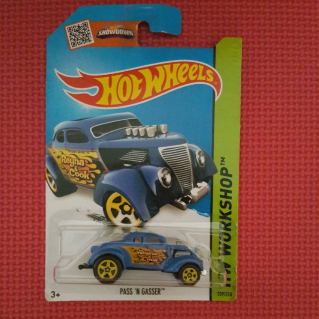 HOT WHEELS PASS N GASSER