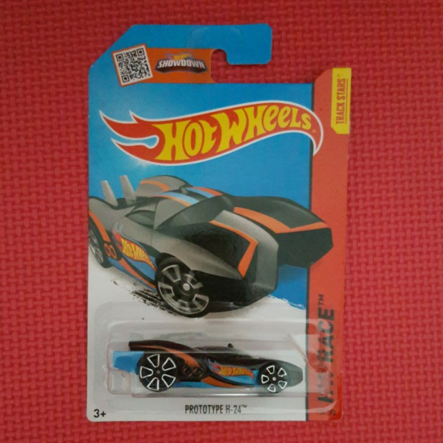 HOT WHEELS PROTOTYPE H-24