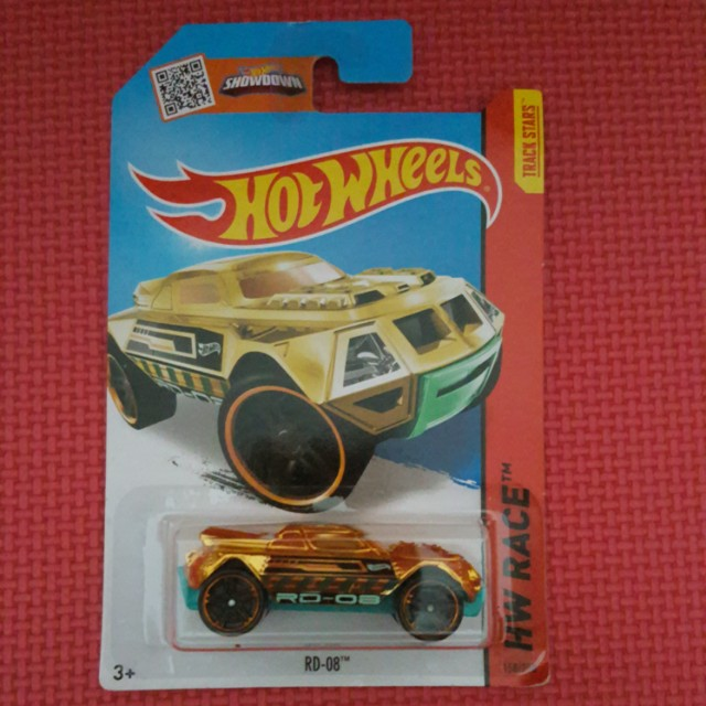 HOT WHEELS RD-08