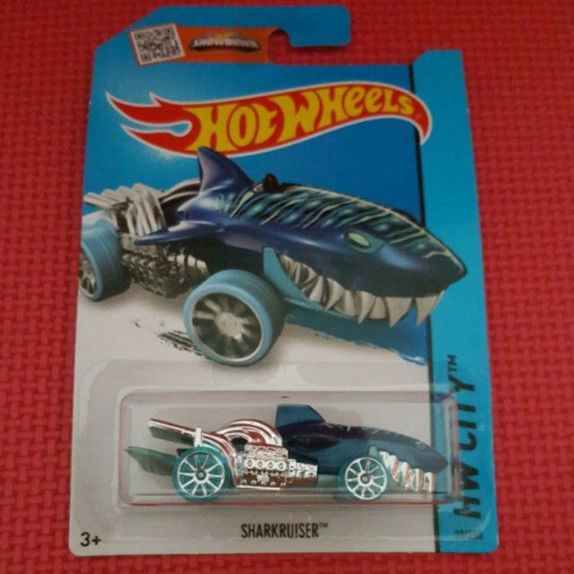 HOT WHEELS SHARKRUISER