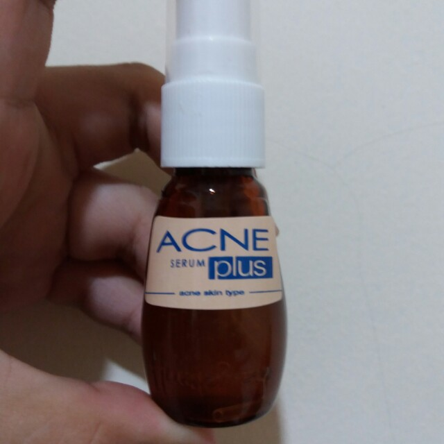 Humphrey skincare acne serum plus