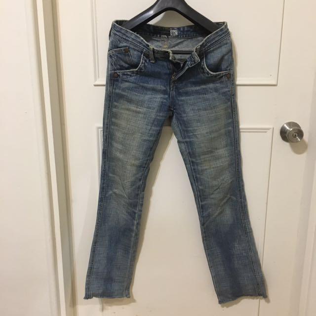 IBS牛仔褲