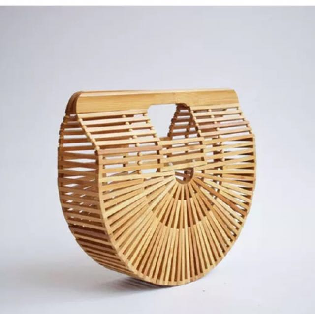 Iconic Cult Gaia Basket Bag Women S Fashion Bags Wallets On Carou