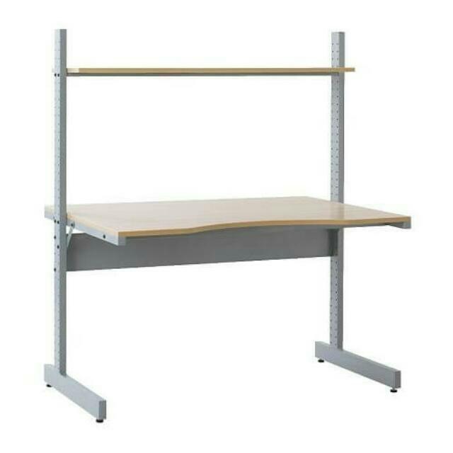 Exceptional IKEA Jerker Computer/ Study Desk, Home U0026 Furniture, Furniture On Carousell Nice Look