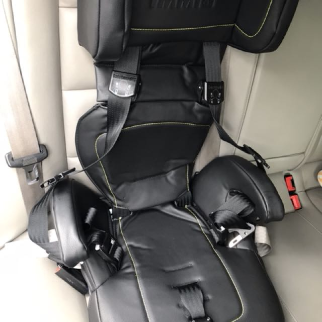 IMMI GO car seat, Car Accessories on Carousell