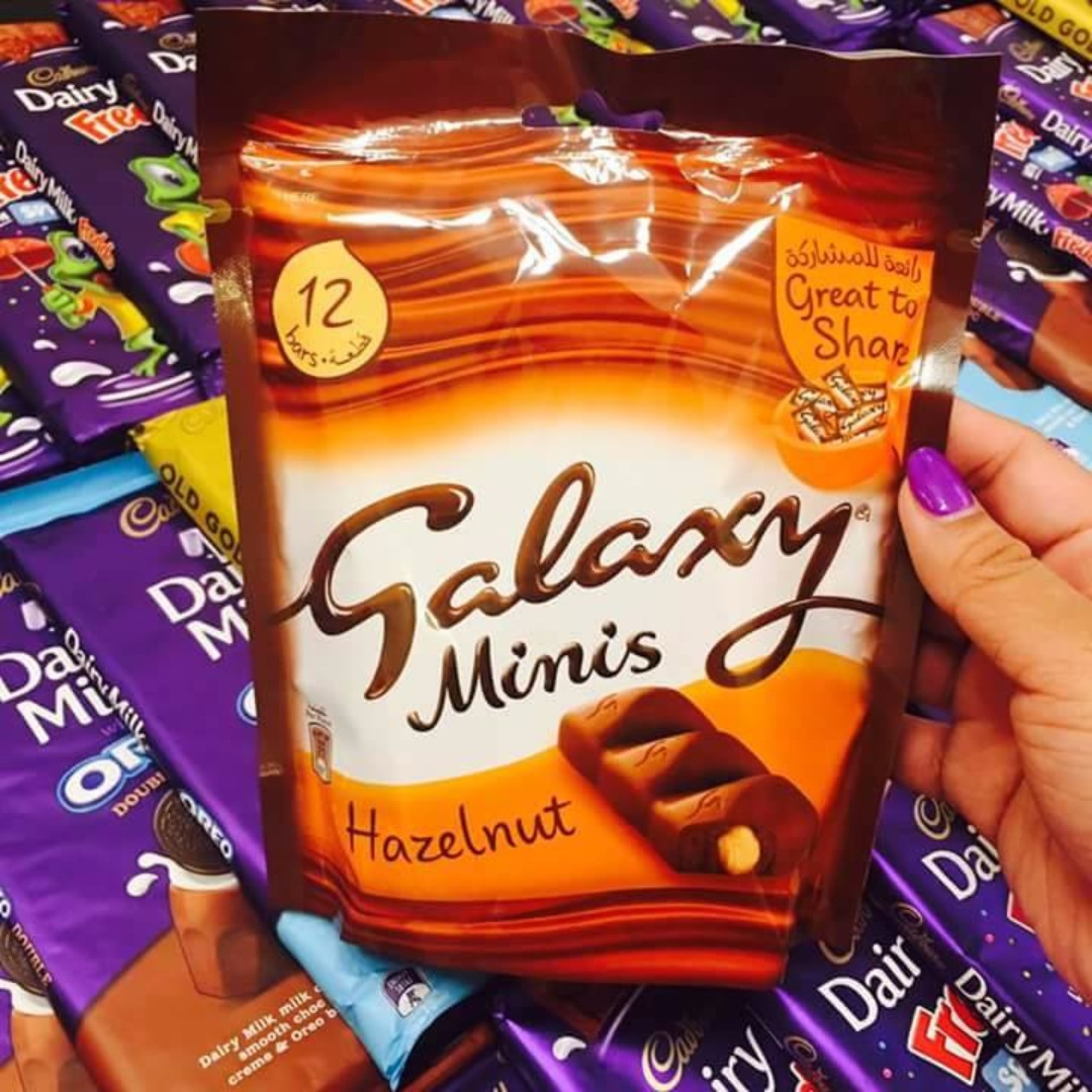 IMPORTED CHOCOLATES!! GALAXY