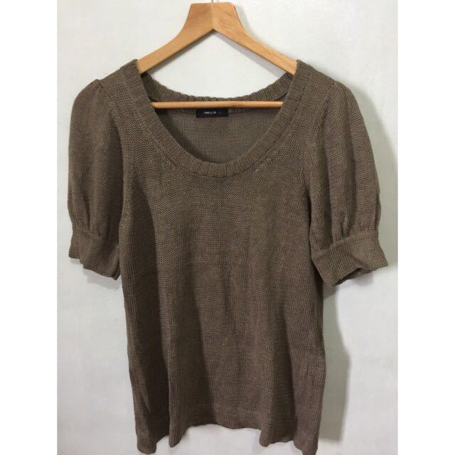 Imported Knitted Blouse