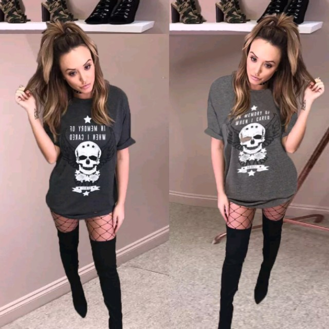 In memory of when I cared t-shirt dress