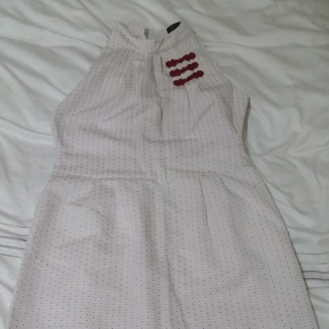 Japan made chinese inspired dress