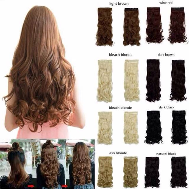 Japanese Hair Extension Preloved Health Beauty Hair Care On