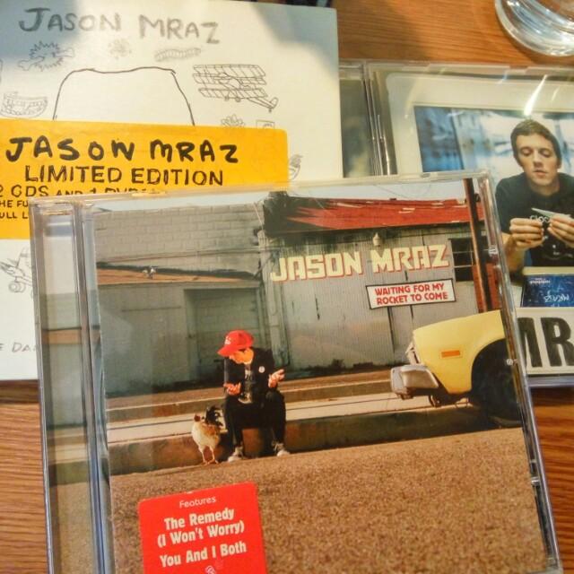 Jason maraz 3款 CD HK 120