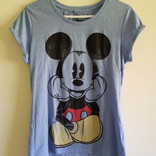 JayJays Mickey Mouse T-shirt Size S