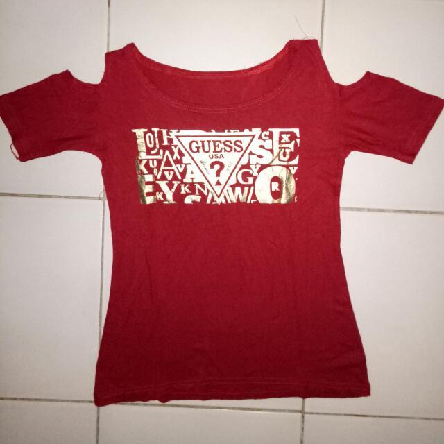 KAOS / TOP RED
